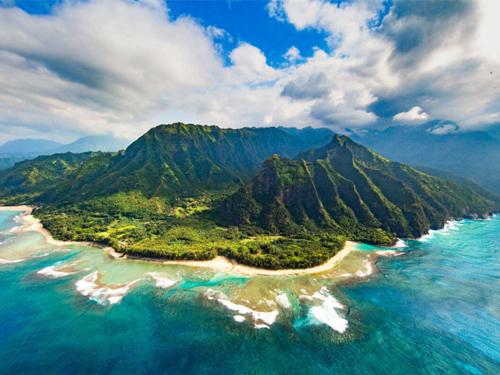TUẦN TRĂNG MẬT Ở HAWAII