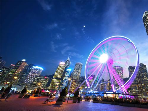 HONGKONG - SHOPPING (4 NGÀY 3 ĐÊM)