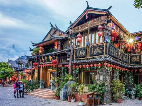 5. CÔN MINH - LỆ GIANG - SHANGRI LA